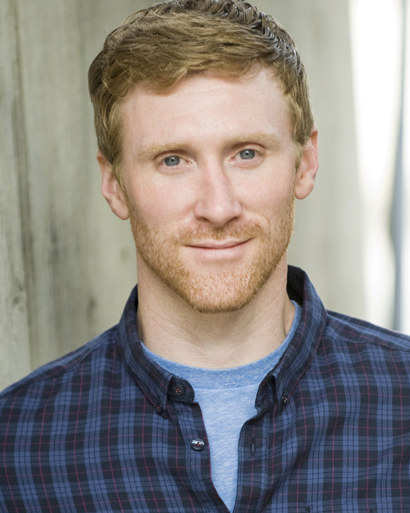 Headshot for Commercial Actor