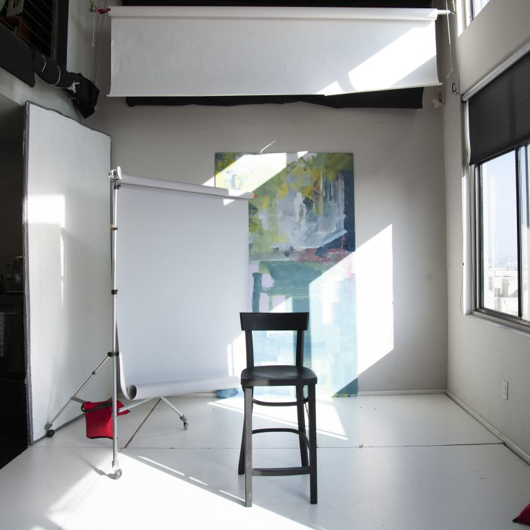 Hollywood Photo Studio Interior